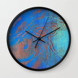 Abstract No. 209 Wall Clock