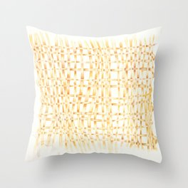 Manual 3 Throw Pillow