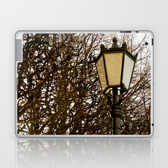Lamppost Melodies  Laptop & iPad Skin