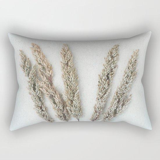 Summer Grass II Rectangular Pillow