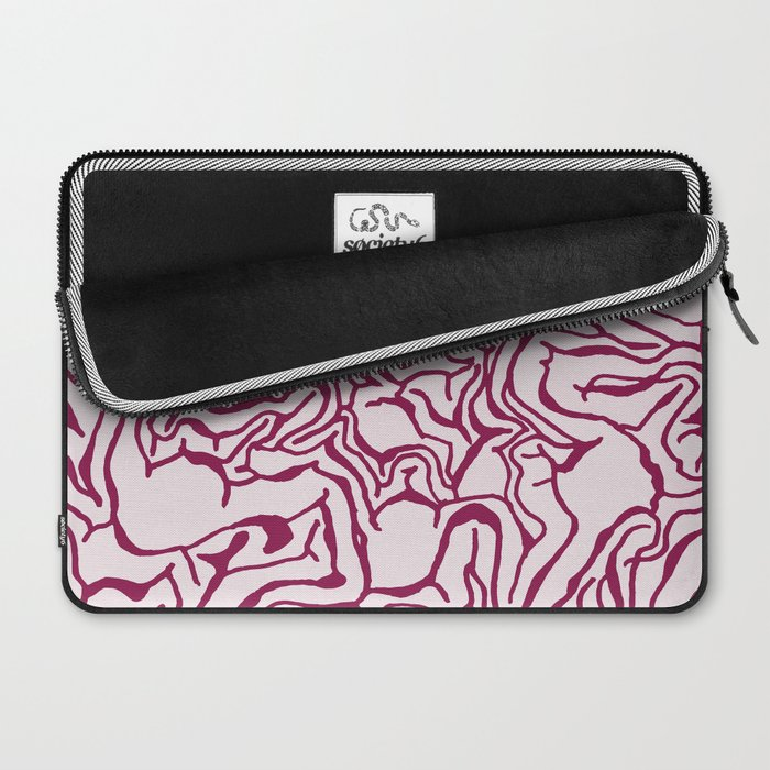 Cabbage Core Laptop Sleeve