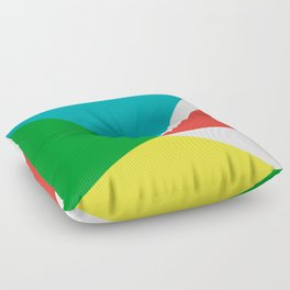Shifting Perspective Floor Pillow
