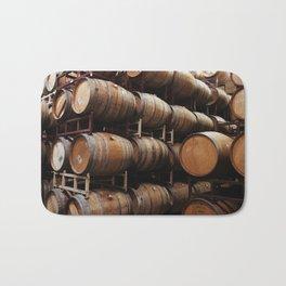Barrels Bath Mat