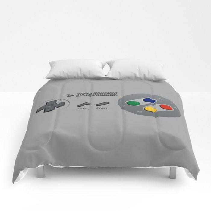Classic Nintendo Controller Comforters