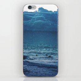 Dark Seas iPhone Skin