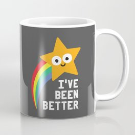Shooting Straight Coffee Mug