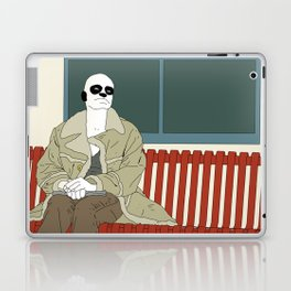 Waiting for Better Ghosts Laptop & iPad Skin