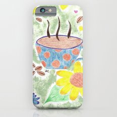 Strong cup of coffee Slim Case iPhone 6s