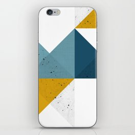 Modern Geometric 19 iPhone Skin