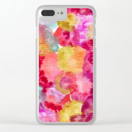 4 in the morning Clear iPhone Case
