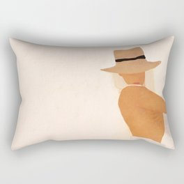 Summer Heat IV Rectangular Pillow