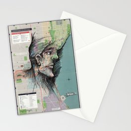 MILWAUKEE, WISCONSIN Stationery Cards