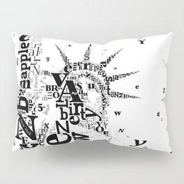 Lady Liberty Pillow Sham