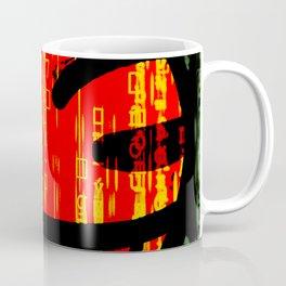 Cowboy Bebop Hacked Smile Coffee Mug