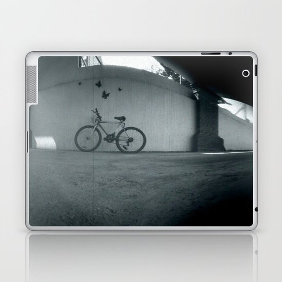 Bike Laptop & iPad Skin