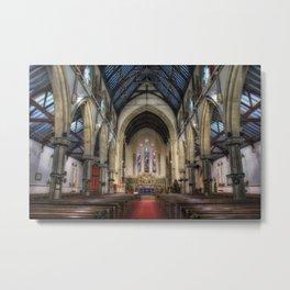 St Thomas's Metal Print