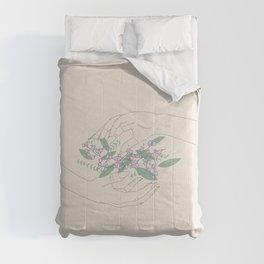 Movie Shoot - Illustration Comforters