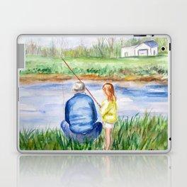 Fishing Memories Laptop & iPad Skin