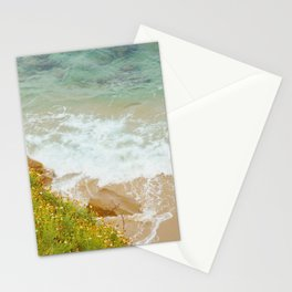 Ocean Daisies Stationery Cards