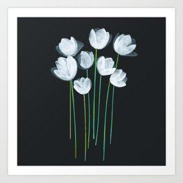 A little bouquet. Art Print