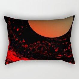 Dust 03 - Post Biological Universe Rectangular Pillow