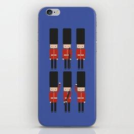 British Royal Guard iPhone Skin