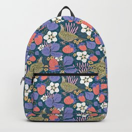 Strawberry Meadow Backpack