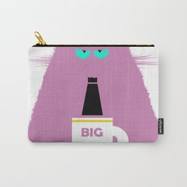 Big Boss Lilac Cat Carry-All Pouch