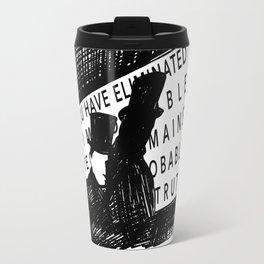 Eliminate the Impossible Travel Mug