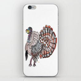 Tom Turkey iPhone Skin