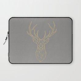 Geometric Deer Laptop Sleeve