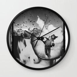 Relentless Recklessness 1 Wall Clock