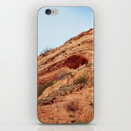 Sandy Knoll iPhone Skin