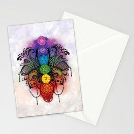 Chakra Dreams Stationery Cards