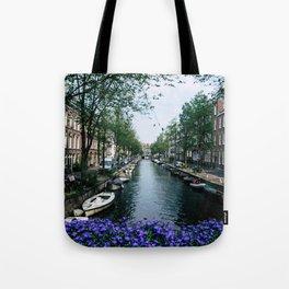 Charming Amsterdam Tote Bag
