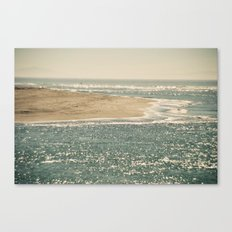 View from Bolinas Canvas Print