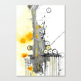 Structure II Canvas Print