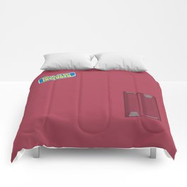 Batteries Not Included ~ Night Shadz Comforters