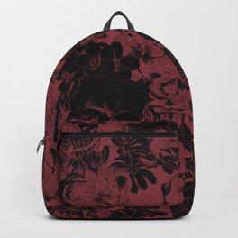 DARK SKULLS HALLOWEEN Backpack