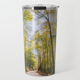 Forest Road - Muir Valley, Kentucky Travel Mug