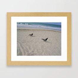 Bird bird Framed Art Print