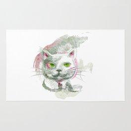 Tropical Cat Rug