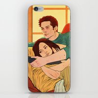 gaming iPhone & iPod Skins featuring Gaming by DakotaLIAR