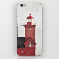 Light to a lost sailor iPhone & iPod Skin