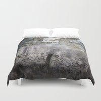 lace Duvet Covers featuring LACE by ED design for fun