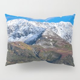 Portage Valley Termination Dust - Alaska Pillow Sham