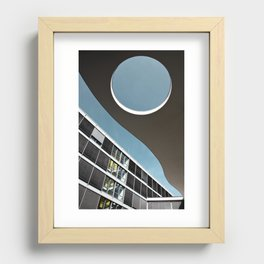 Point of View Recessed Framed Print