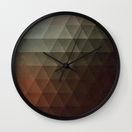 tryst lyss Wall Clock