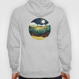 Autumn Moon Hoody