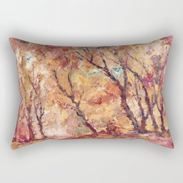 autumn 2 Rectangular Pillow